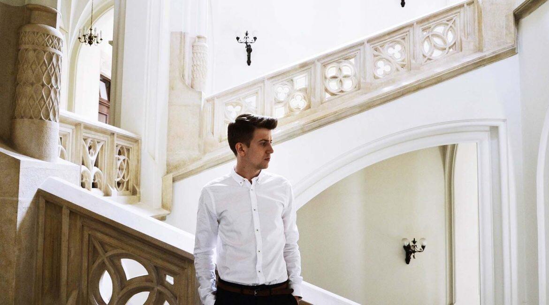 GMALE - Grzegorz Palis - Blog o modzie meskiej - Collegium Novum