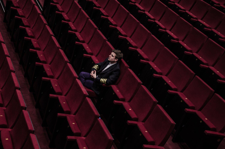 Teatr Variete, Krakowski teatr muzyczny, Kraków, Gmale, Grzegorz Paliś