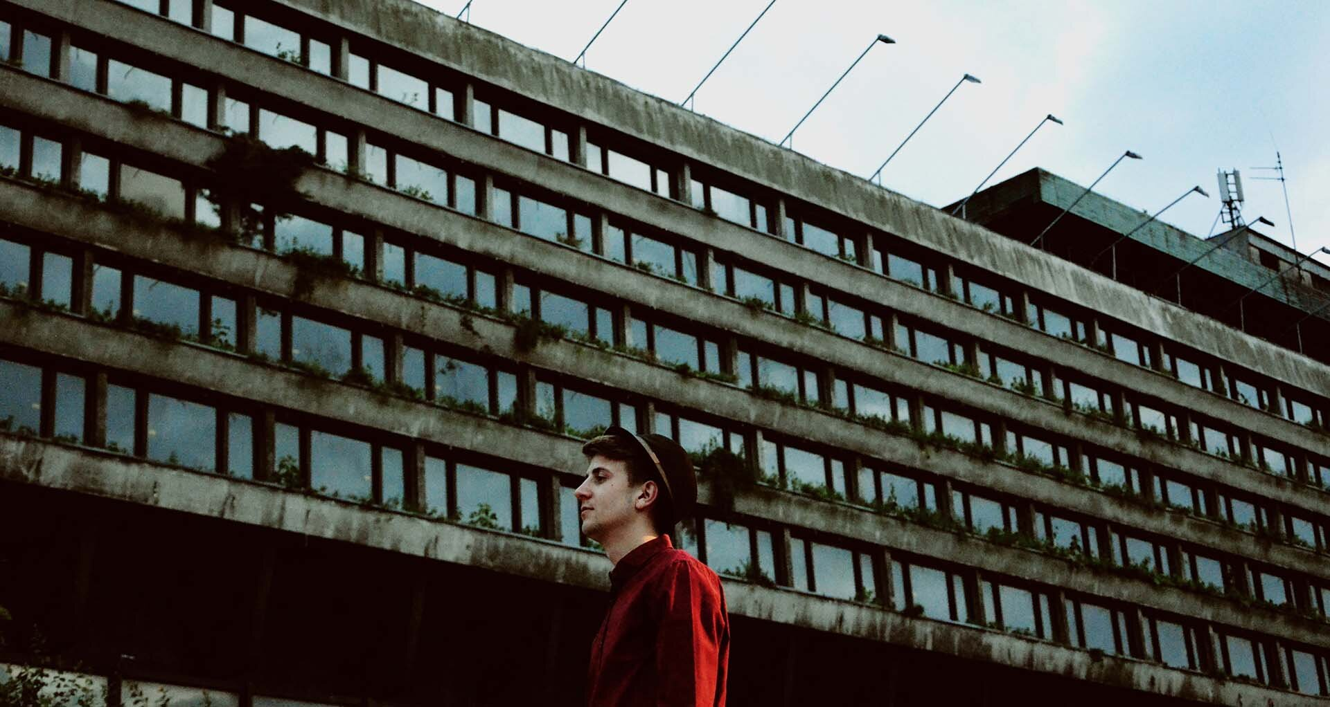 GMALE by Grzegorz Paliś, blog o modzie męskiej, Hotel Forum, Kraków, stare hotele, relikty PRL