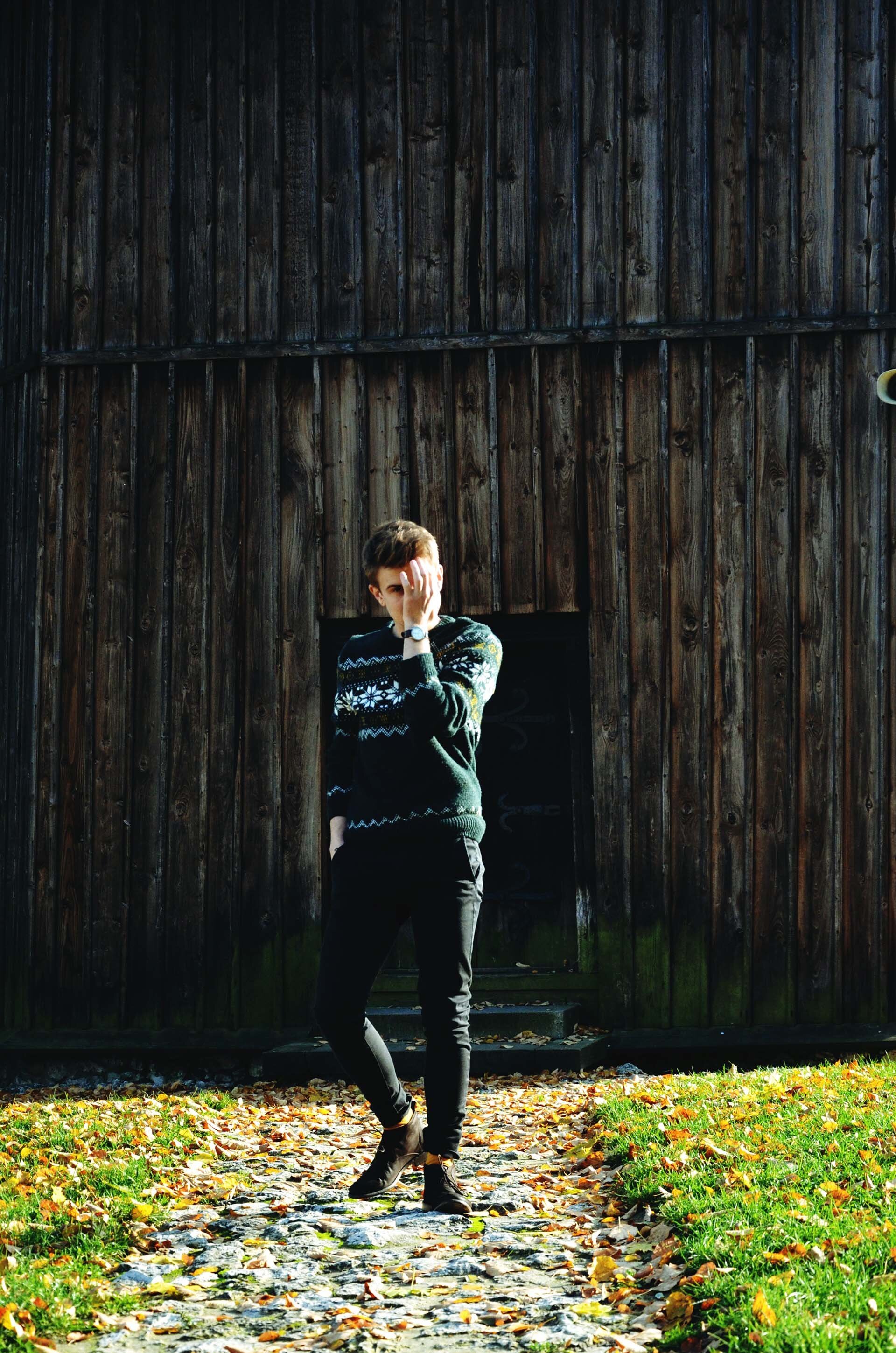 GMALE by Grzegorz Paliś, blog o modzie męskiej, męski sweter świąteczny, trzewiki męskie, Salwator, Kraków
