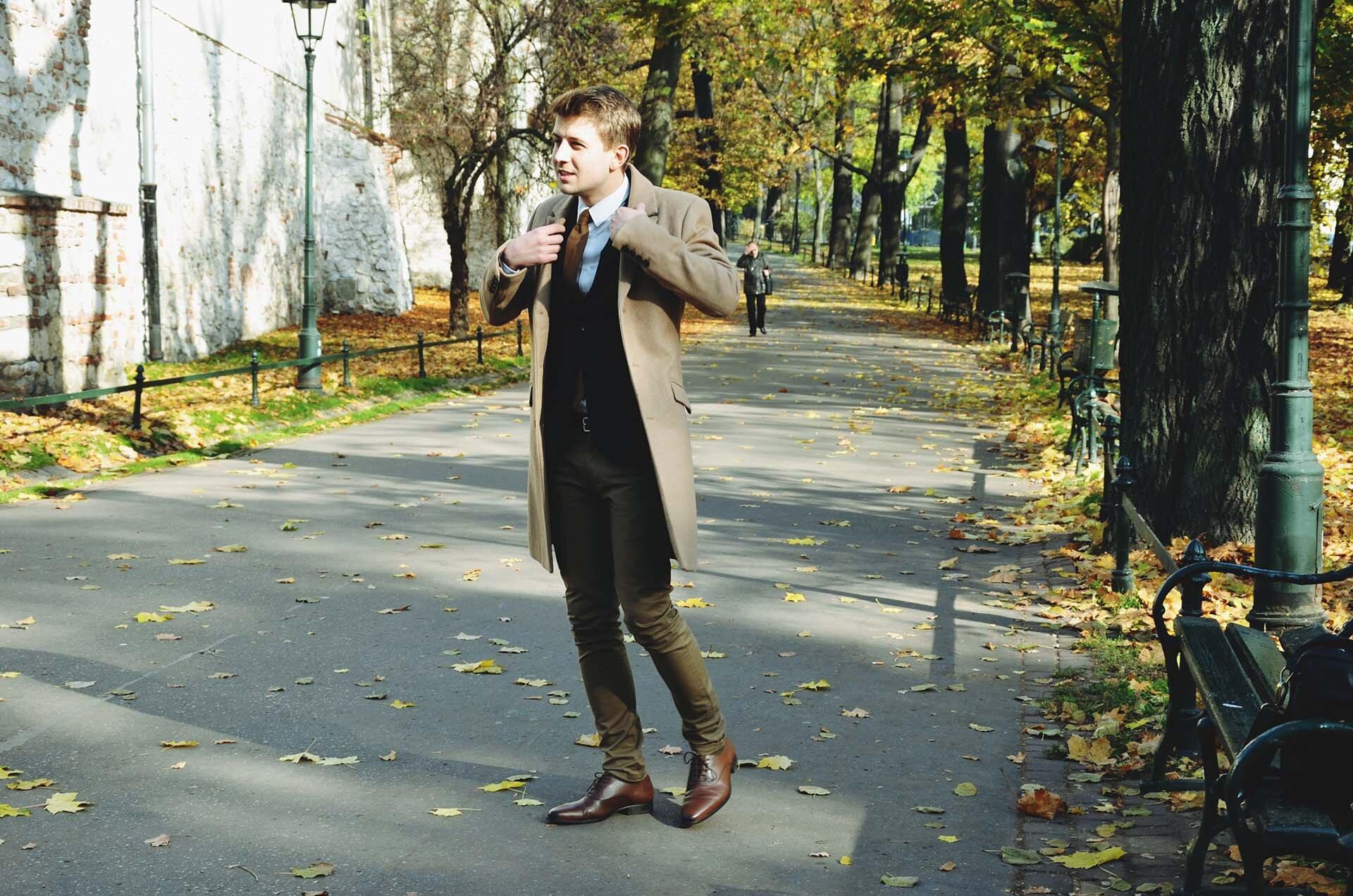 Dyplomatka Camelowa - Blog o modzie męskiej