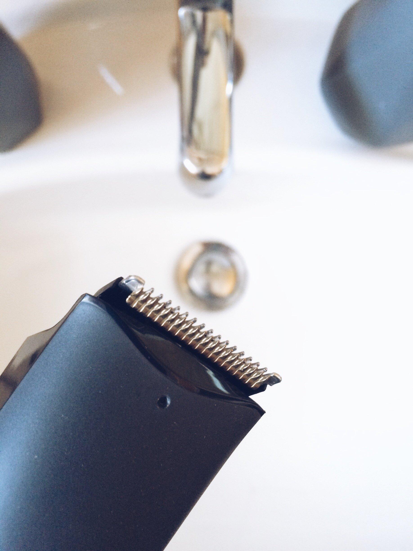 GMALE by Grzegorz Paliś, blog o modzie męskiej, Remington, trymer do brody Beard Boss Professional, opinie