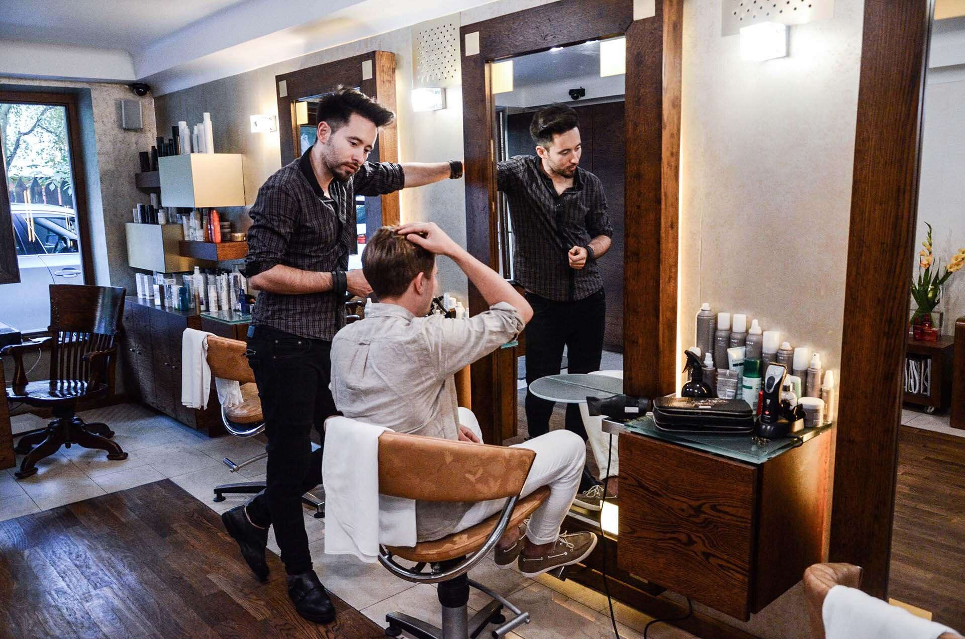 GMALE by Grzegorz Paliś, Przewodnik po krakowskich fryzjerach, Ranking fryzjerów, Najlepsi fryzjerzy w Krakowie, Babicz