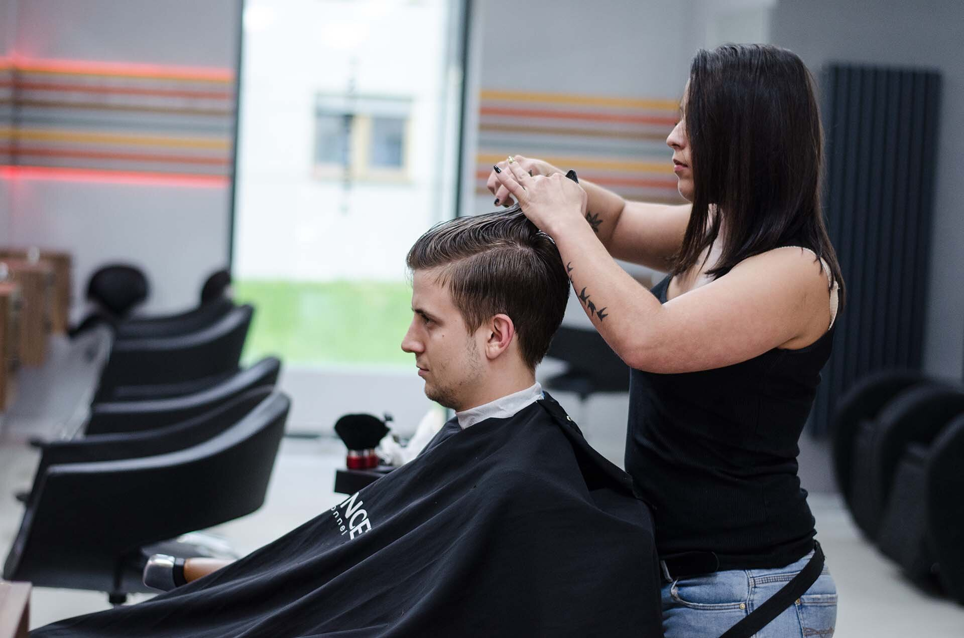 GMALE by Grzegorz Paliś, Przewodnik po krakowskich fryzjerach, Ranking fryzjerów, Najlepsi fryzjerzy w Krakowie, Fryzoteka