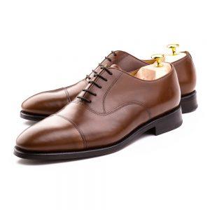 prezent dla chłopaka buty Oksfordy Królewski Herb