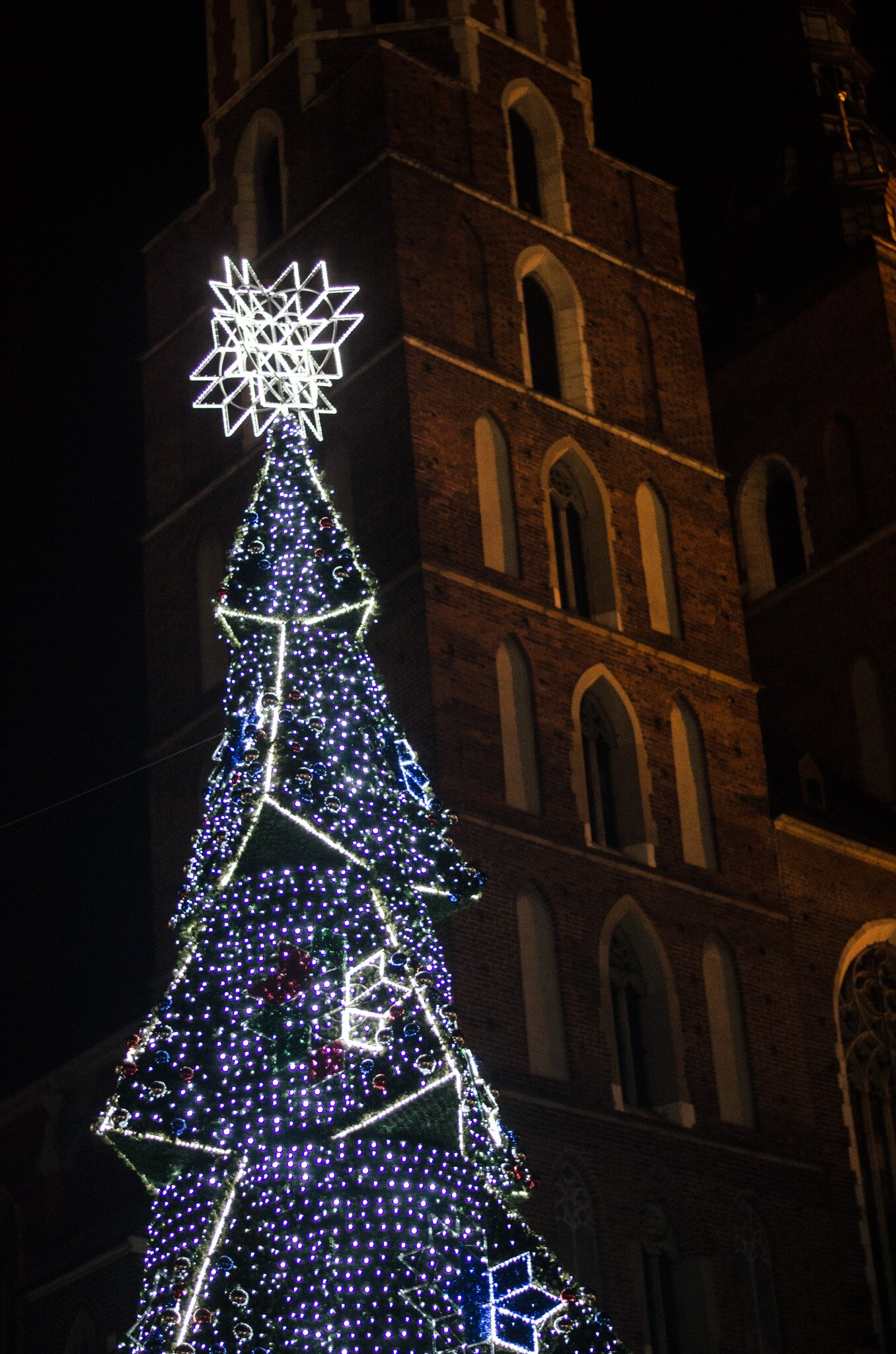 Kraków Jarmark Świąteczny