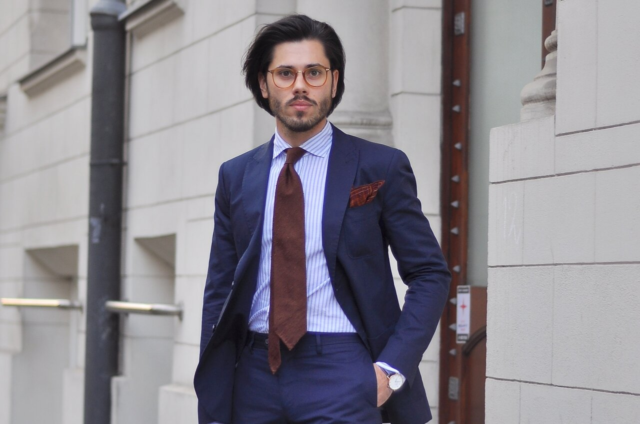 Blog o modzie męskiej - Subiektywny przegląd najlepszych męskich blogów modowych (Outdersen)