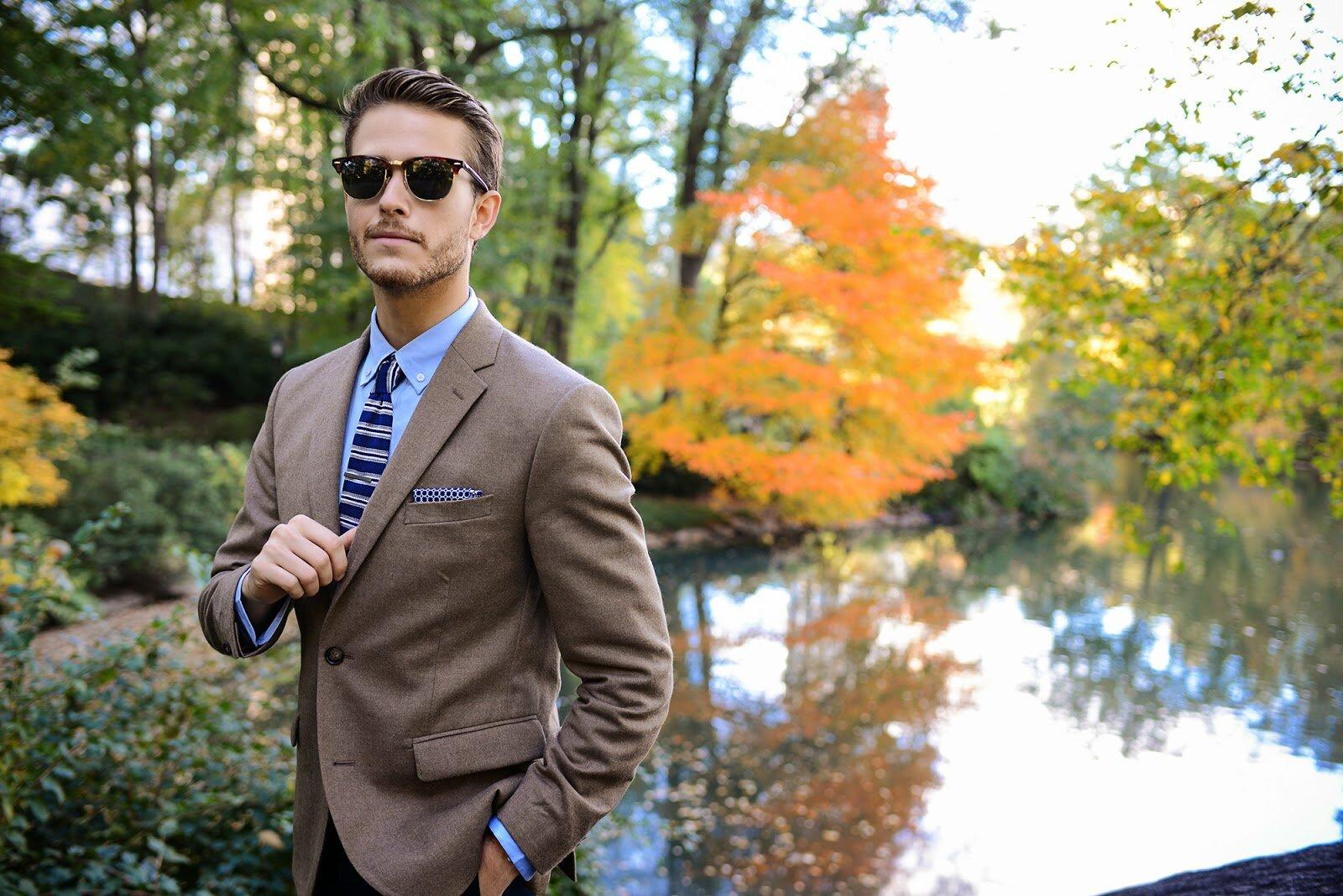 Blog o modzie męskiej - Subiektywny przegląd najlepszych męskich blogów modowych (Adam Gallagher z I am Galla)