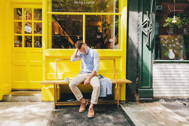 Blog o modzie męskiej - Subiektywny przegląd najlepszych męskich blogów modowych (Scout Sixteen)