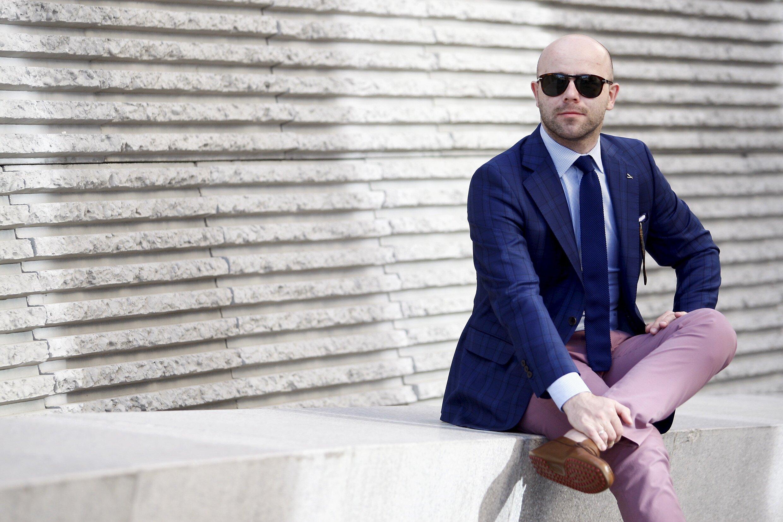 Blog o modzie męskiej - Subiektywny przegląd najlepszych męskich blogów modowych (Mr. Vintage)