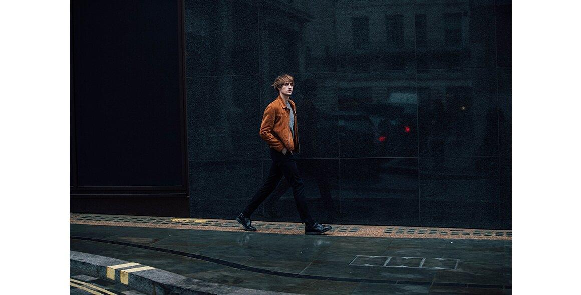 Men's fashion week 2017 London - Męski Fashion Week w Londynie - London streetwear - Pokazy mody męskiej w Londynie