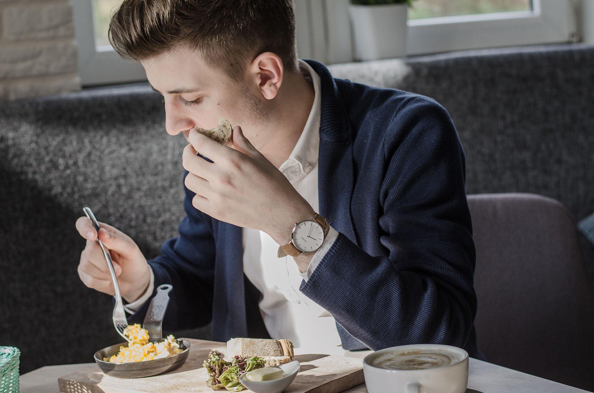 Śniadanie Hygge, Grzegorz Paliś, MIUGO zegarki