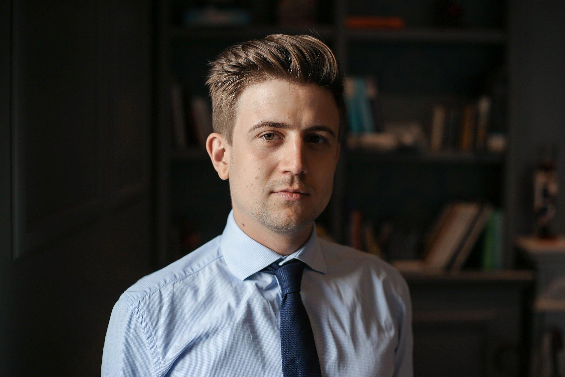 Grzegorz Paliś, GMALE, Polski mężczyzna