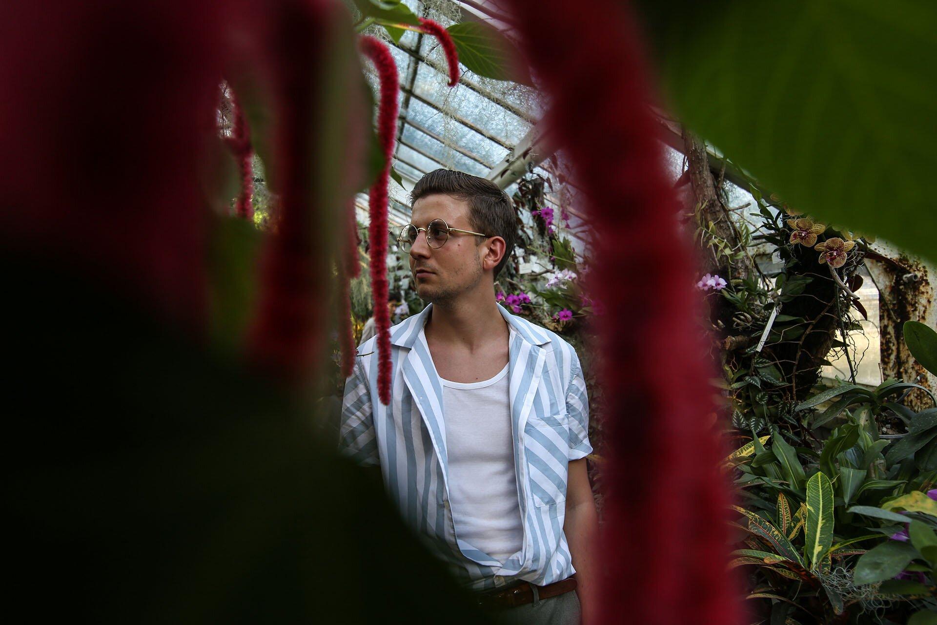 Tropikalna stylizacja męska, Blog o modzie męskiej, Koszula z krótkim rękawem Zara