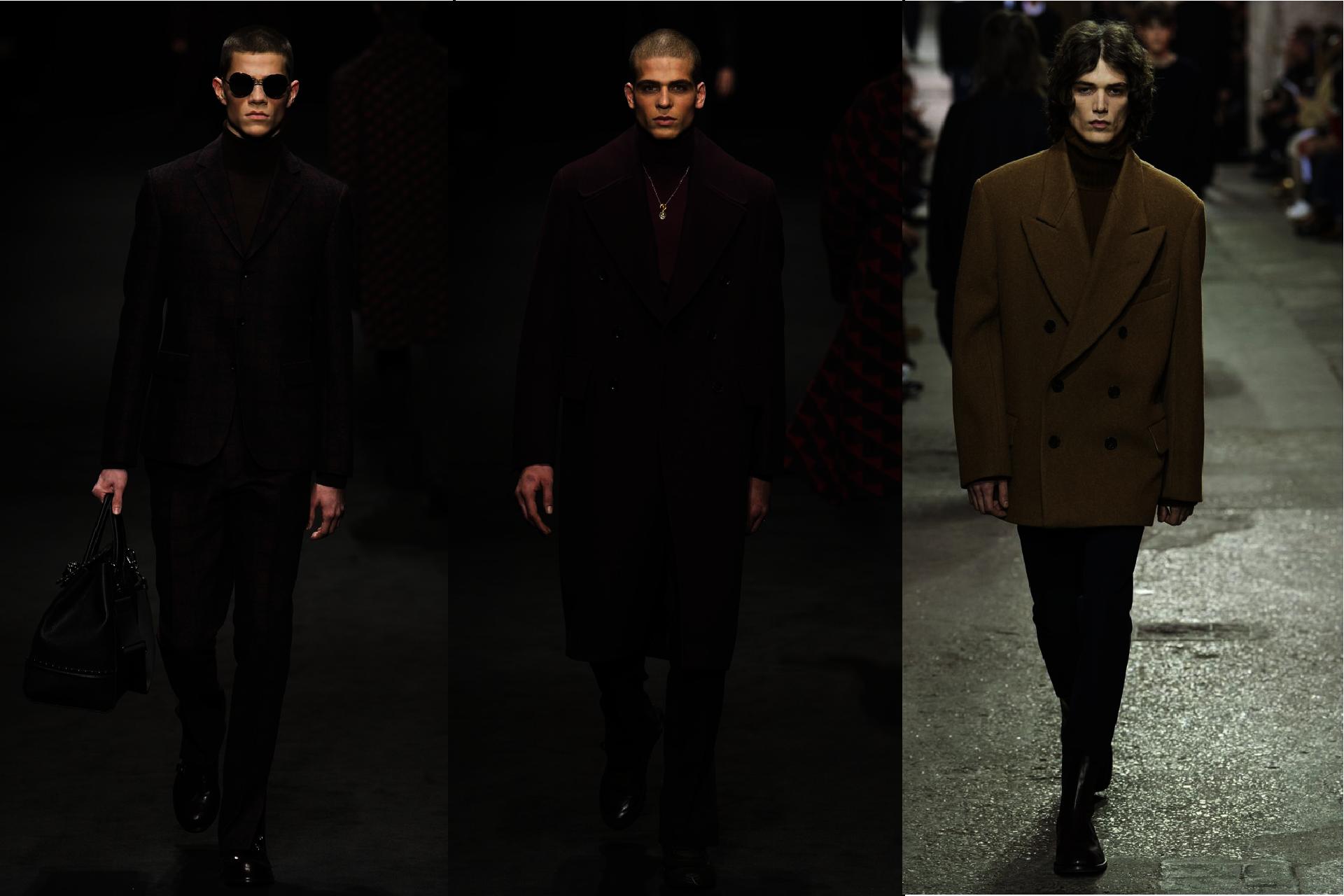 Trendy w modzie męskiej jesień-zima 2017, Pokazy mody męskiej jesień-zima 2017,Golfy męskie, Golfy w modzie męskiej, Blog o modzie męskiej
