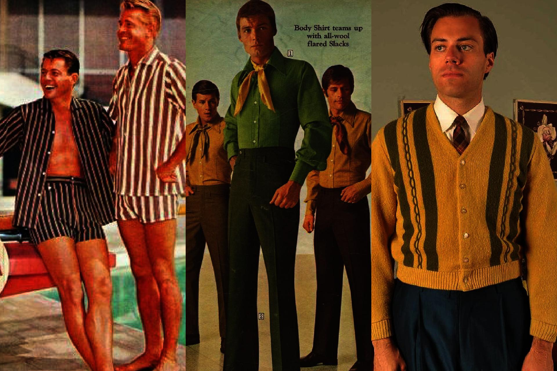 Historia mody męskiej, lata 60. w modzie męskiej, Metroseksualizm w modzie męskiej