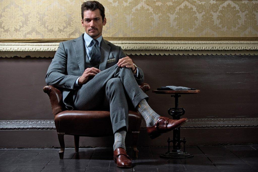 Najlepsi Top Modele Subiektywny Przegląd, Ranking top modeli, Najlepsi modele, Blog o modzie męskiej, GMALE, David Gandy