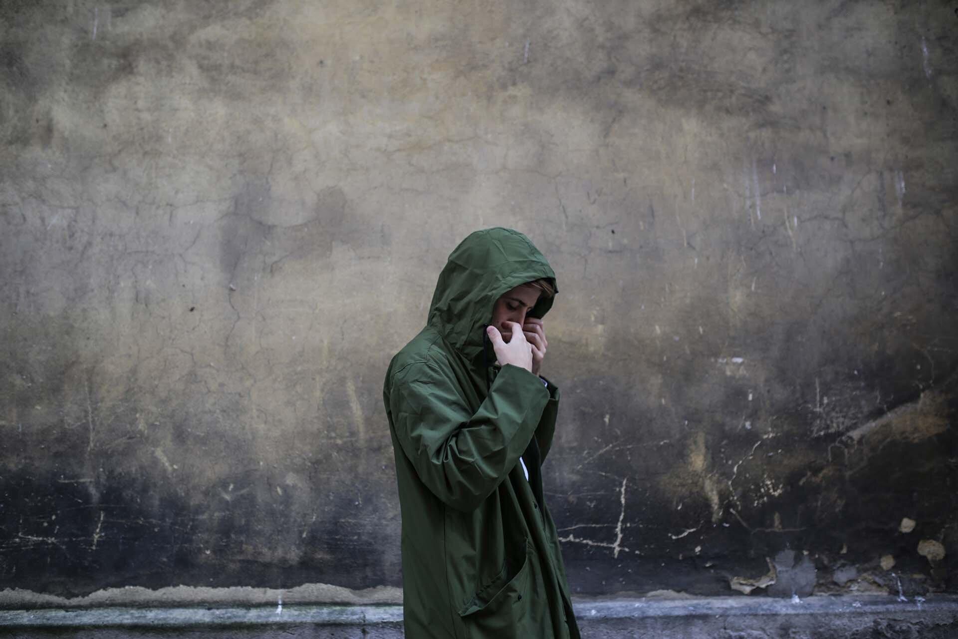 Zielona Parka, Kurtki, Kurtki przeciwdeszczowe, Męska kurtka przeciwdeszczowa,Blog o modzie męskiej, Jaką kurtkę kupić na jesień, Męski kurtki na jesień, GMALE