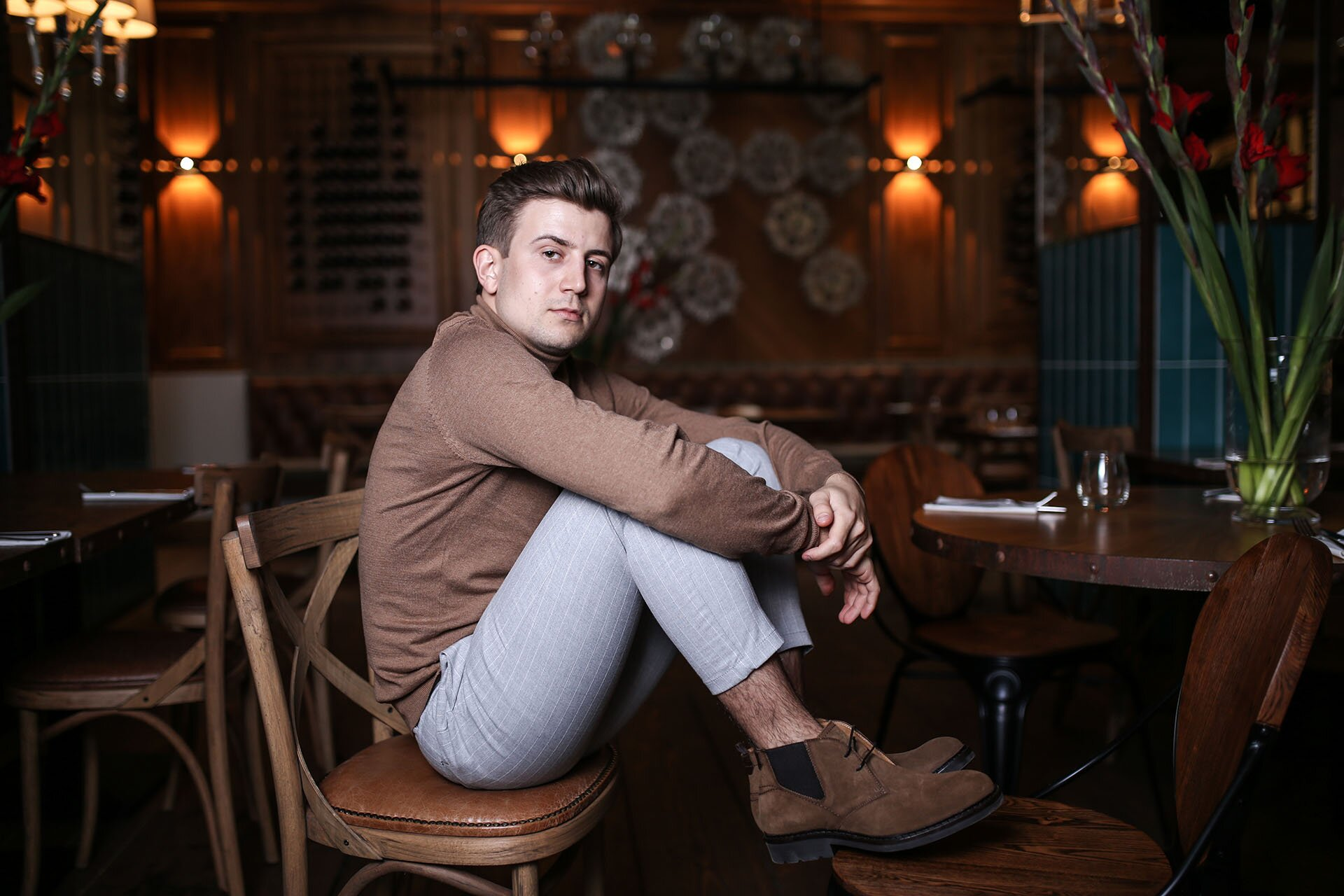 GMALE by Grzegorz Paliś, Moda męska, Blog o modzie męskiej, Dlaczego założyłem bloga? Po co mi blog? Boccanera Kraków