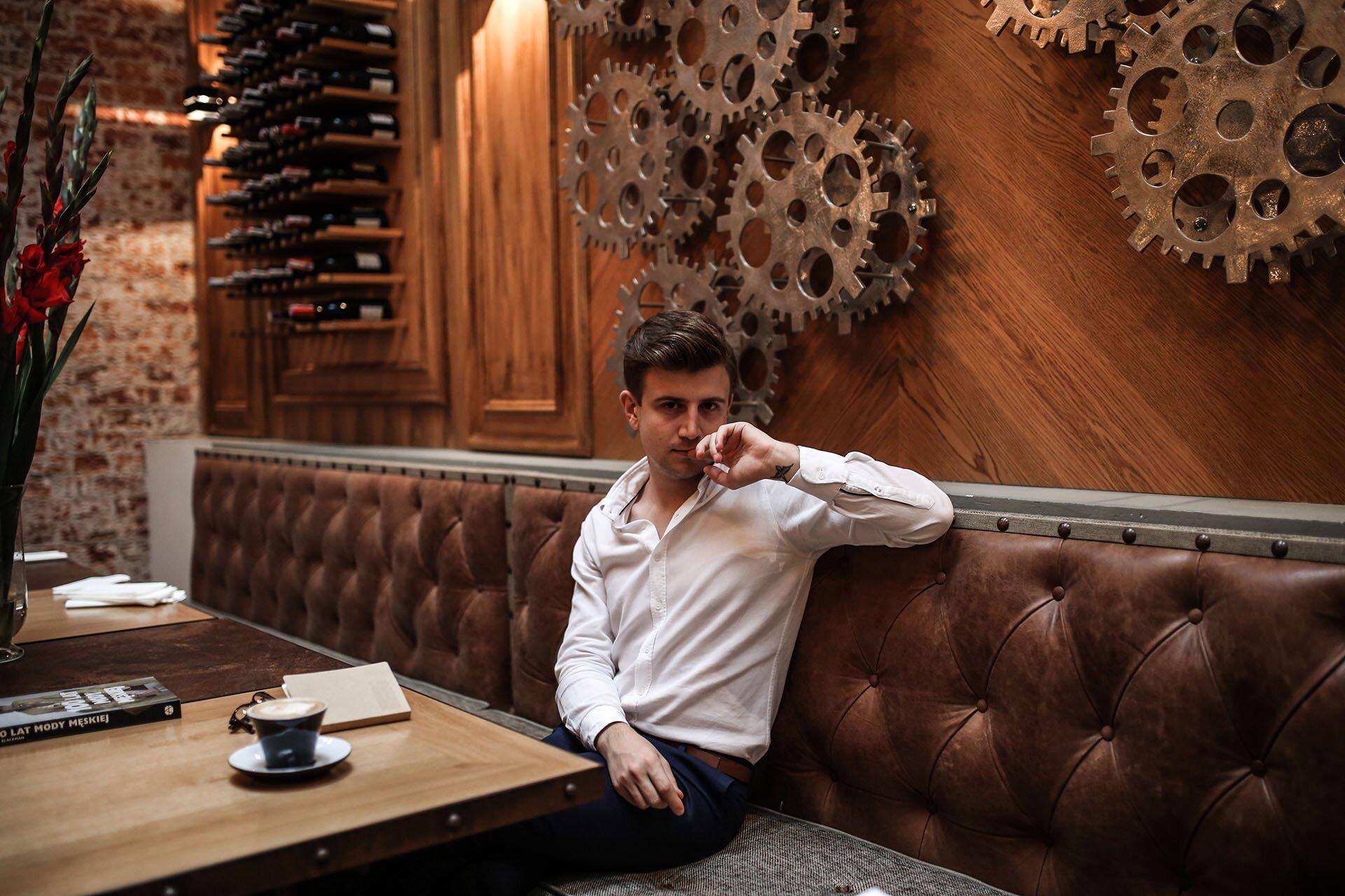 Ankieta dla czytelników bloga GMALE by Grzegorz Paliś, Najlepszy blog o modzie męskiej