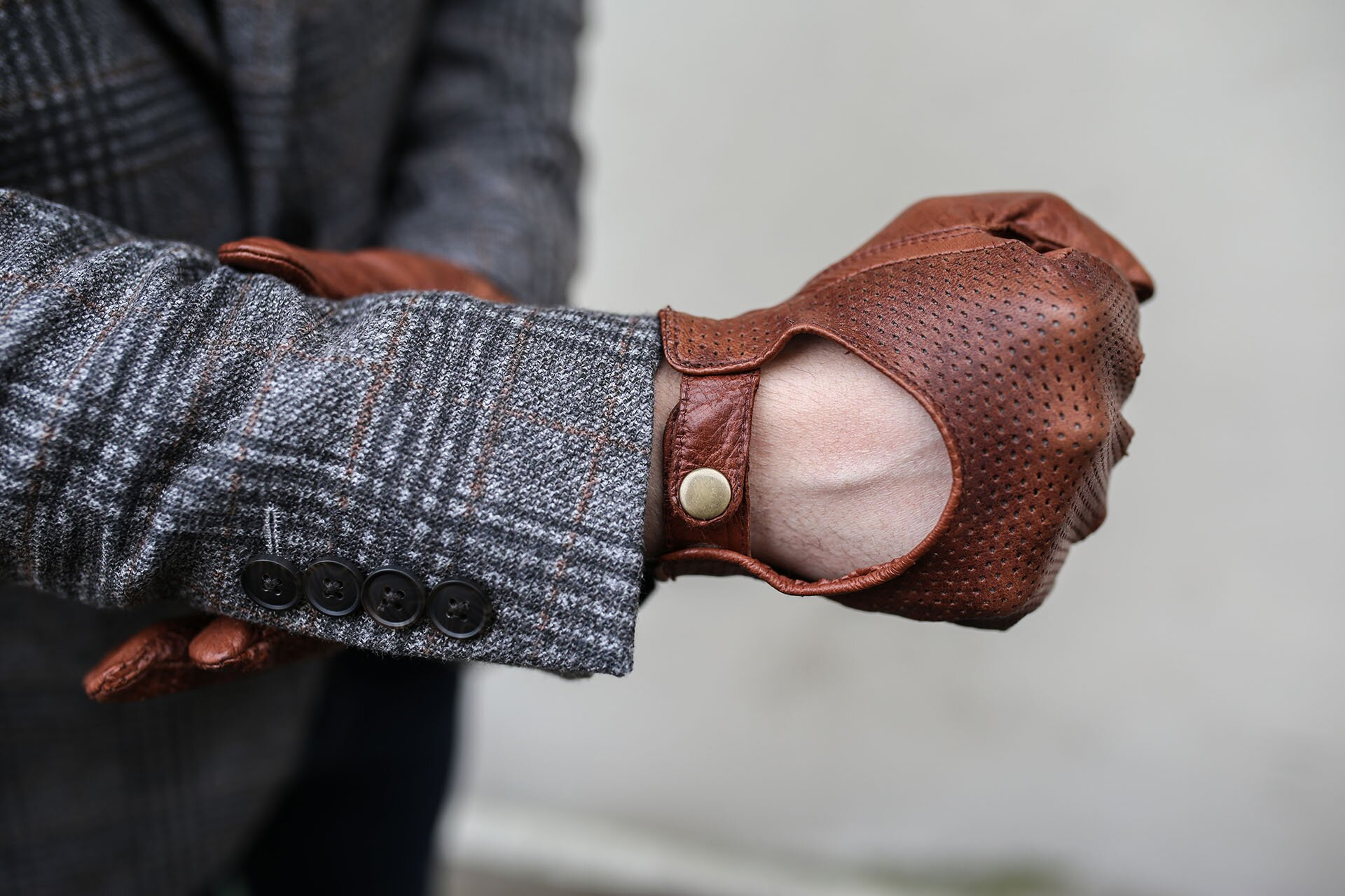 Skórzane rękawiczki męskie, Męskie rękawiczki, Blog o modzie męskiej, Moda męska, GMALE