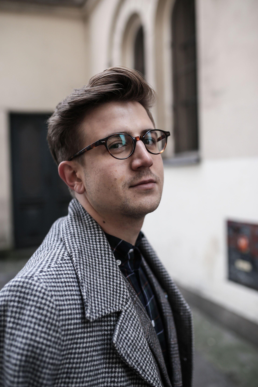 Krakowski mężczyzna, Krakowski Blog, Grzegorz Paliś