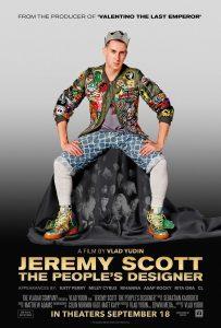 Netflix o modzie, 8 filmów na Netflixie o modzie i popkulturze, które powinieneś zobaczyć, Jeremy Scott, GMALE blog o modzie męskiej