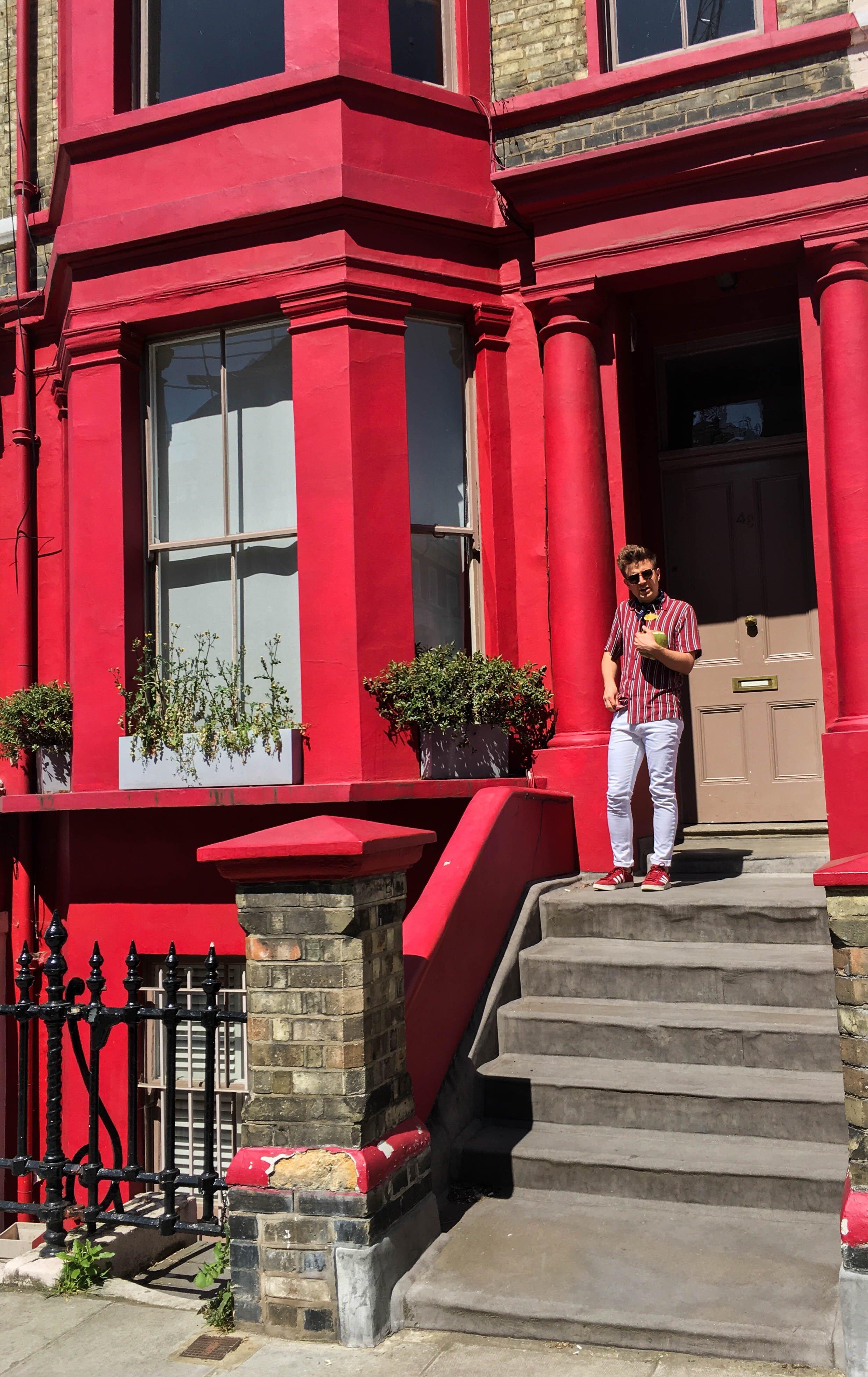 Londyn, Subiektywny przewodnik po Londynie, Gmale Goes To London, Bloger modowy w Londynie, Jak się ubrać do Londynu, Moda męska, Notting Hill