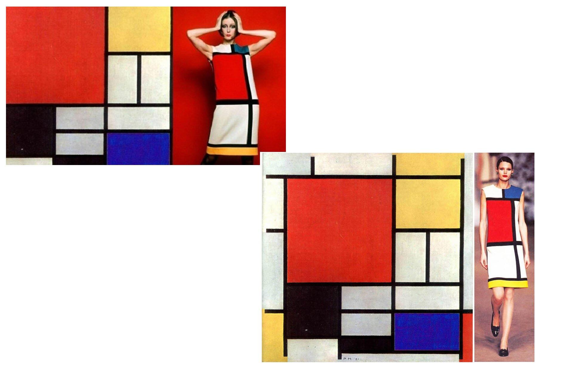 Yves Saint Laurent, Najsłynniejsi projektanci, Francuska moda, Haute Couture, Mondrian