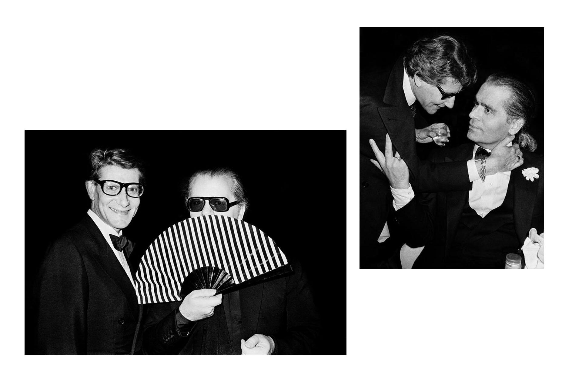 Yves Saint Laurent, Najsłynniejsi projektanci, Francuska moda, Haute Couture, Karl Lagerfeld