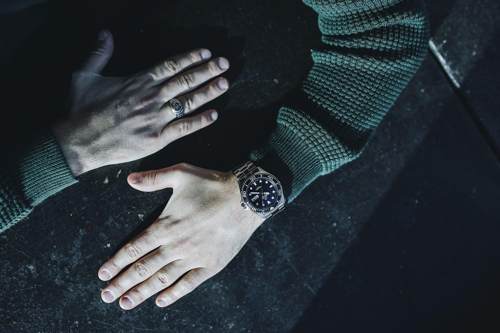 Zegarek Orient, Moda męska, Męskie akcesoria, Męskie dodatki, Modne gadżety dla mężczyzny
