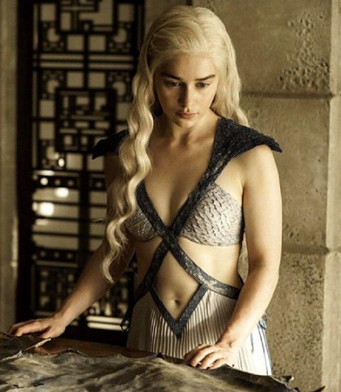 Kostiumy z Gry o Tron, Daenerys Targaryen, Blog o modzie