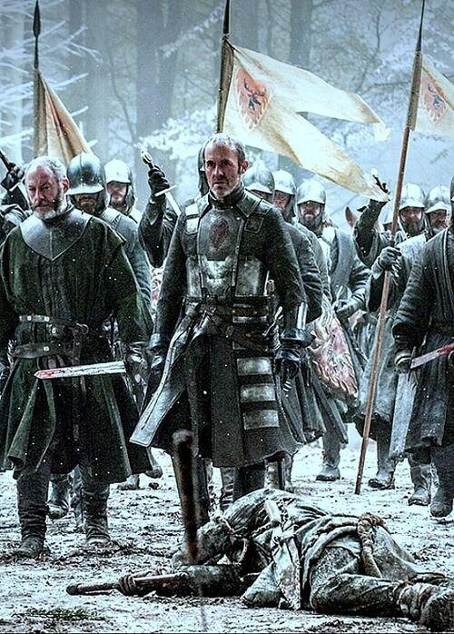 Kostiumy z Gry o Tron, Stannis Baratheon, Blog o modzie