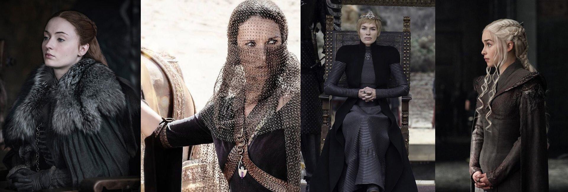 Najlepsze kostiumy z Gry o Tron