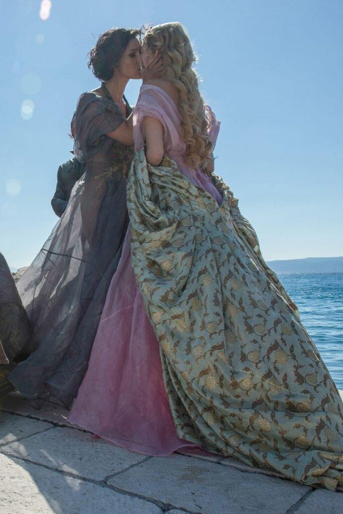 Kostiumy z Gry o Tron, Ellaria Sand, Blog o modzie